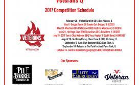 2017 Comp Schedule